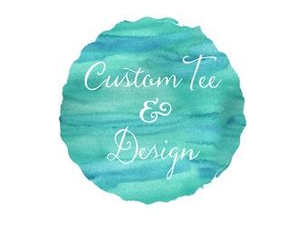 Men's Custom Tee