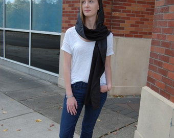 3 in 1 Convertible Hood-Vest-Loose Circle Shawl Scarf