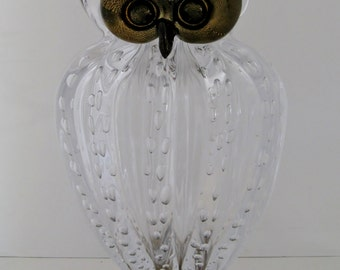 Items Similar To Ceramic Owl Vase Vintage Design In White
