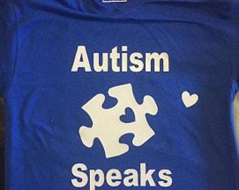 Autism Speaks Tshirt