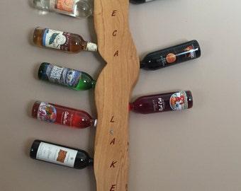 Wine rack (Seneca Lake)