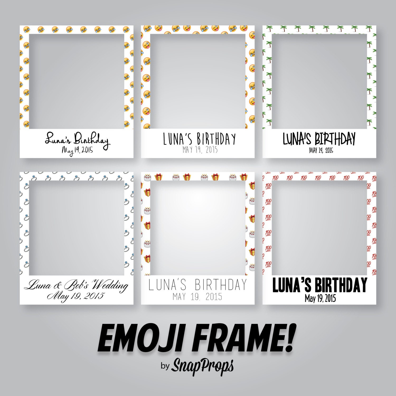 Diy Polaroid Frame Prop - Frame Design & Reviews ✓