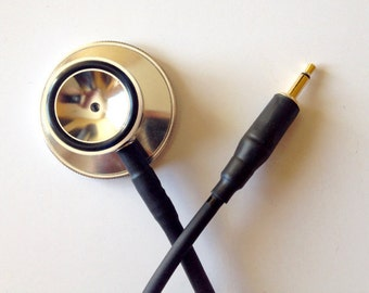 Stethomicrophone