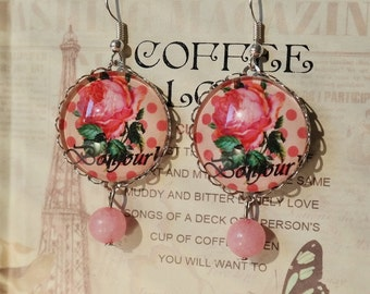 Bonjour Earrings