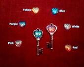 Dragon's Heart Couple Keys