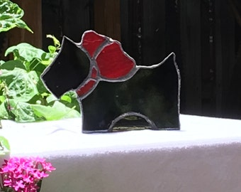 Scottie Box or Letter Holder