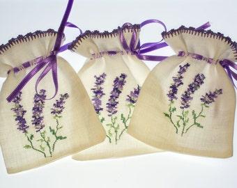 Lavender multipurpose sachet
