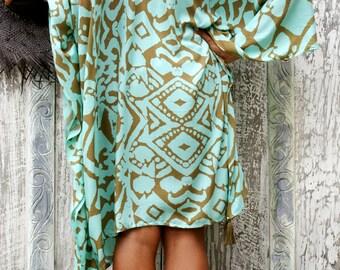 Poncho Tassels/Short dress Tassels/Summer poncho/Beach Wear * LOOSE PONCHO PIPA