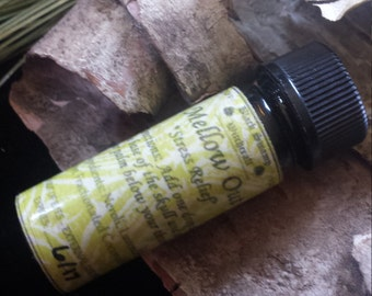 Relaxing Mellow Essential Oil Holistic Remedy: MELLOW OUT