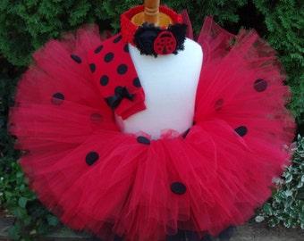 Halloween Costume, Ladybug Tutu, Ladybug Costume, Newborn Costume, Tutu, Halloween Tutu, Photoshoot Tutu, Ladybug Costume, Toddler Costume