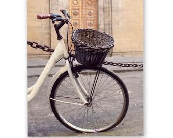 Italy Print, Florence Photography, Bicycle Art, Street Art, Housewarming Gift, Wall Art, Bedroom Decor, Livingroom Decor, Rustic, Home Decor