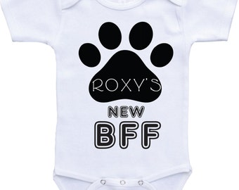 Big brother dog shirt Dog Onesie Dog big brother shirt dog big sister shirt Dog Onsie Dog baby clothes Dog lover baby gift dog sibling shirt