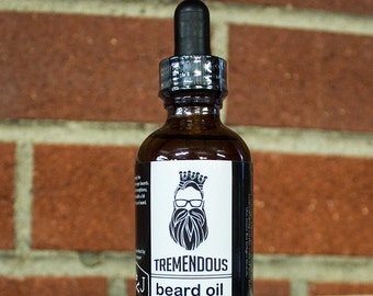 Tremendous Beard Oil - by Horace & Jasper