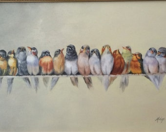 Birds (print)
