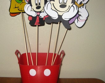 Mickey and Friends centerpiece