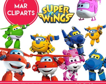 50% OFF SUPER WINGS special Cliparts
