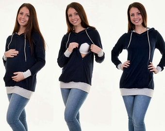 Maternity sweaters still sweater 3 in 1 maternity blouse