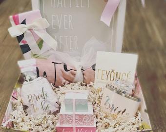 Wedding gift basket Etsy