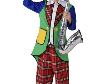 Kids Tailcoat Clown