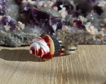 Bloody Cupcake Ring (Dexter inspired)