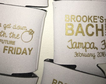 Bachelorette Can Coolers