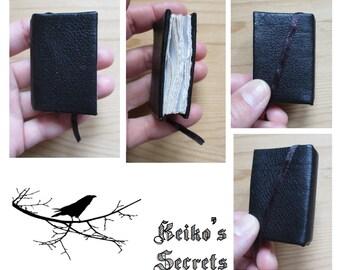 Leather for diorama books. Pullip, blythe, taeyang, yosd, bjd... Great custo!