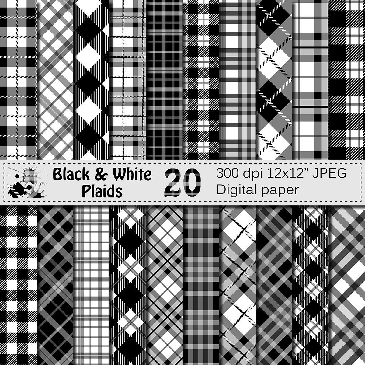 Black and white essay