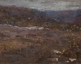 Hills (19.2x41 inches)