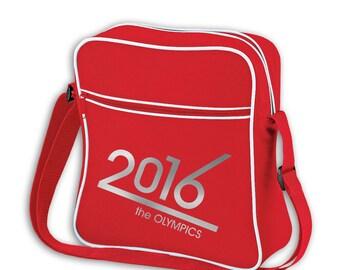 Rio Date retro flight bag