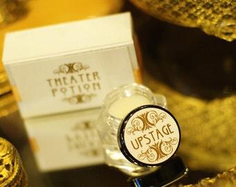 natural perfume - UPSTAGE - Cinnamon, Bergamot, Neroli, Lime, Lavender, Tonka, Vanilla Bourbon - organic perfume by theater potion