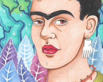 The Dreams of Frida