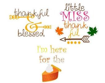 thanksgiving svg, thankful svg, pie svg, arrows svg, digital, instant download, cutting file