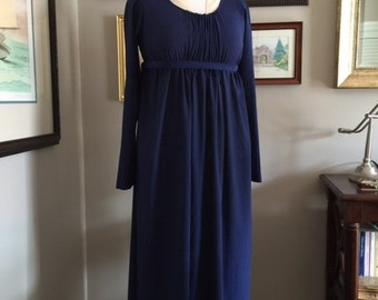 "Jane Austen Regency Dress by Iblamejane too - ""Elinor"" gown size 8-10"