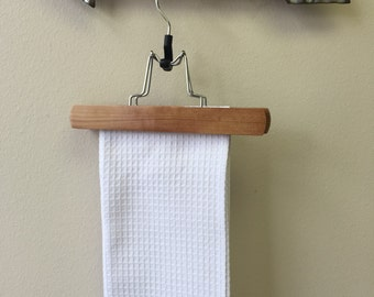 Blank Waffle Kitchen Towel with Personalization Included