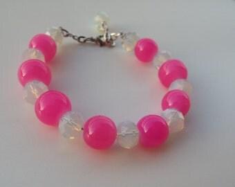-Rigid Glass Bracelet