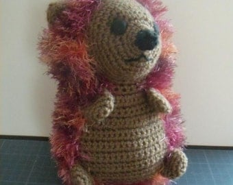 Hedgehog crochet
