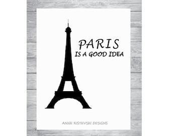 Paris Prints, Eiffel Tower Prints, Paris Printables, Paris Artwork, Eiffel Tower Artwork, Eiffel Tower Wall Art, Paris Wall Art, Printables