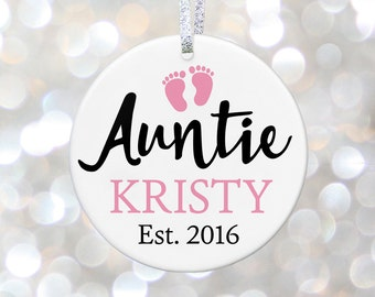Gift For Auntie Gift Best Auntie Ever Auntie Baby Shower Gift Auntie Baby Announcement Sister To Aunt Gift First Time Aunt Gift Proud Auntie