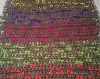 Crochet Toddler Afghan