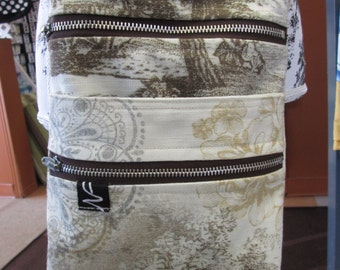 handbag hand shoulder with zippers and more Pocket creation natalex