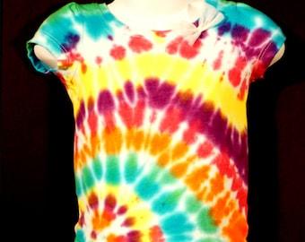 Tye dye T-shirt size 12 months