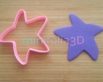 Starfish-02 Cookie Cutter