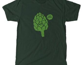 Okie Dokie Artichokie! T-Shirt, Funny Artichoke tee shirt