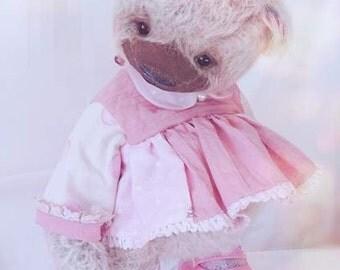 Teddy bear OOAK