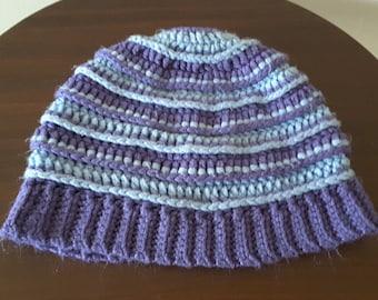 Crochet Beanie-Custom Colors