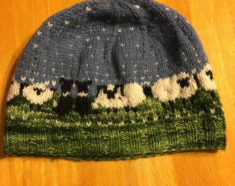 Sheep and Collies Hat