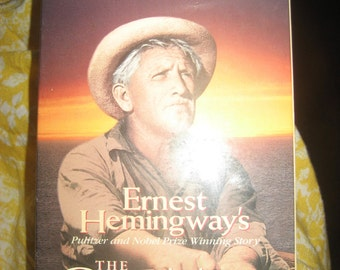Ernest Hemingway's The Old Man and the Sea 1958 VHS