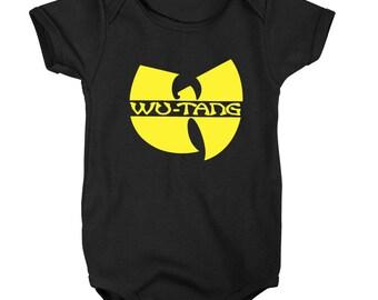 Wu Tang Baby Onesie or Toddler T-Shirt