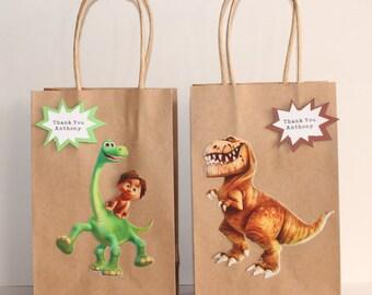 The Good Dinosaur Party Favor Bags