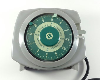 Timer Intermatic Time-All A211 1960s with Box